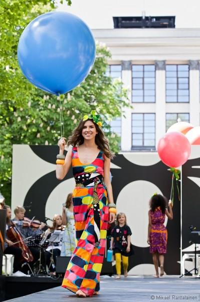 Marimekko Fashion Show