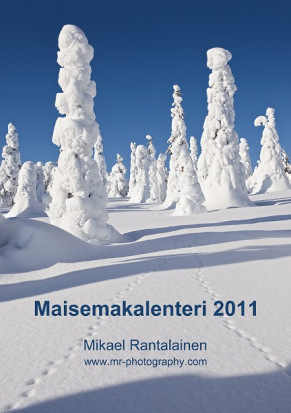 Landscape Calendar 2011 / Maisemakalenteri 2011