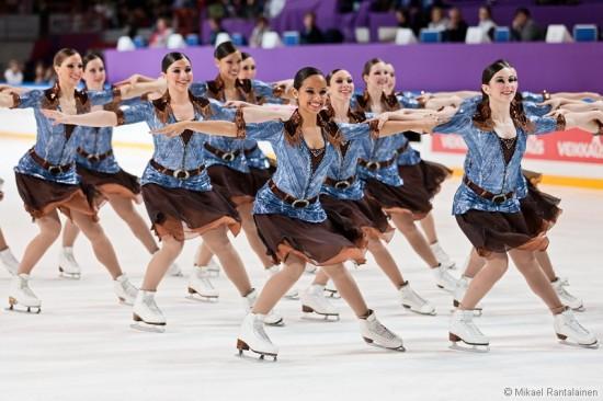 Team Canada 2 - Les Supremes