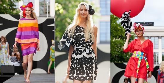 Marimekko Fashion Show 2010 Gallery